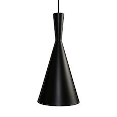 Beat Tall Black Pendant Lamp