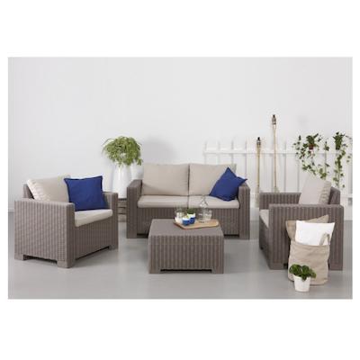 Corona Lounge Set - Cappuccino  - Image 2