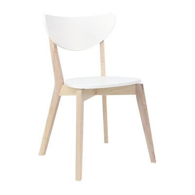 (As-Is) Harold Dining Chair - White - 19