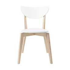 (As-Is) New York Dining Chair - White - 11