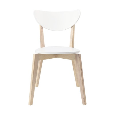 (As-Is) Harold Dining Chair - White - 18