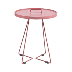 Stockholm Side Table - Antique Pink