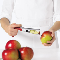 Apple Corer - Red