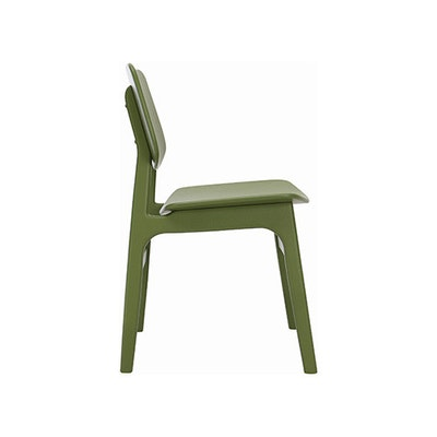 (As-is) Margo Dining Chair - Green - 1 - Image 2