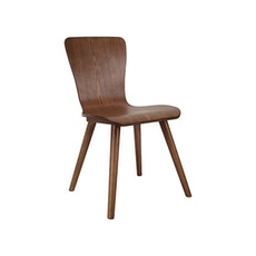 Valley Oak Seat Dining Chair - Cocoa (Set of 2)
