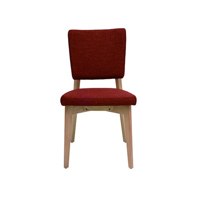 Goya Chair - Natural, Auburn - 2