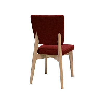 Goya Chair - Natural, Auburn - Image 2