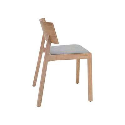 Winta Chair - Natural, Light Grey - Image 2