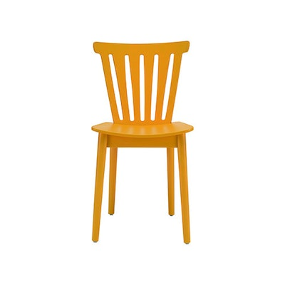 Minya Chair - Gold Yellow - Image 2