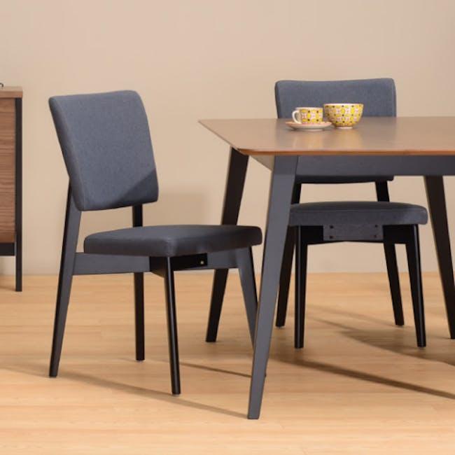 Goya Chair - Natural, Auburn - 3