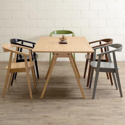 Greta Chair - Cocoa - Image 2