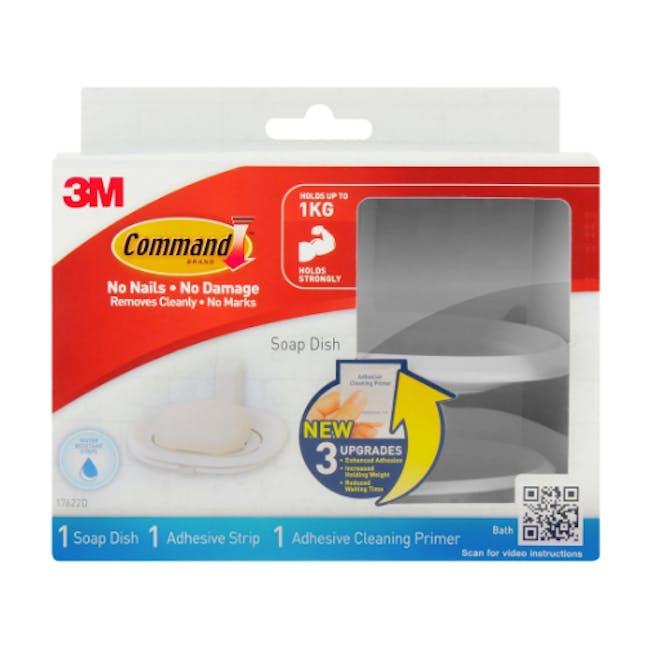 Command™ Primer Soap Dish - 2