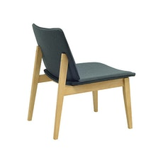 Batley Lounge Chair - Natural, Twilight