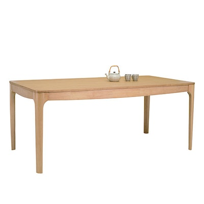 Lois 8 Seater Dining Table - Natural