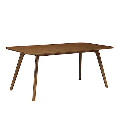 Roden 8 Seater Dining Table - Cocoa