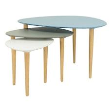 Corey Occasional Medium Table - Black Ash