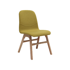 Ava Dining Chair - Natural, Oasis