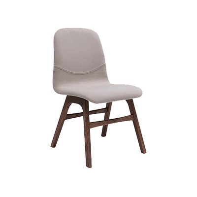 Ava Dining Chair - Cocoa, Barley - Image 1