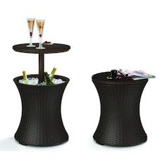 Rattan Cool Bar
