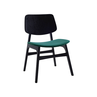 Margo Fabric Seat Dining Chair - Clover - Image 1