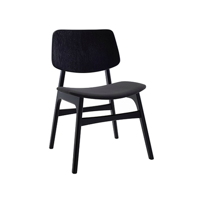 (As-is) Margo Fabric Seat Dining Chair - Lava - 2 - Image 1