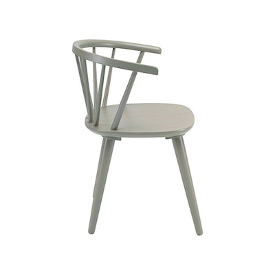 (As-is) Caley Dining Chair - Taupe Grey - 1 - Image 2