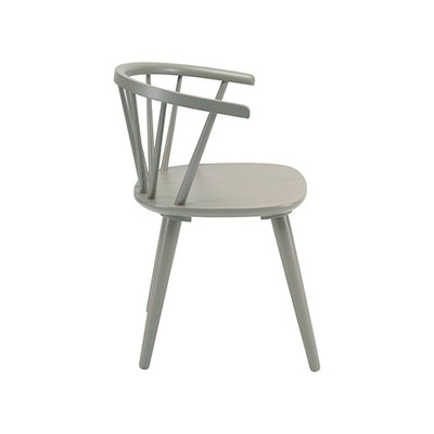 Caley Dining Chair - Taupe Grey - Image 2