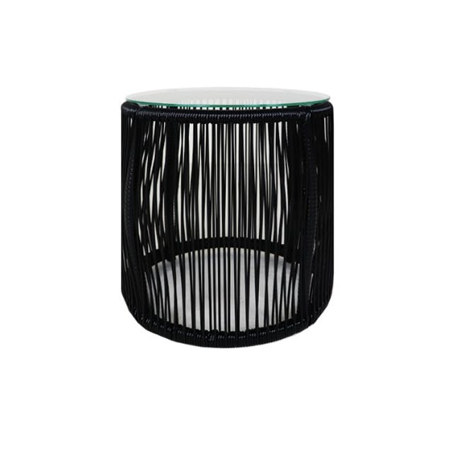 Orgo Loveseat & 1 Armchair Set - Grey Cushion - 3