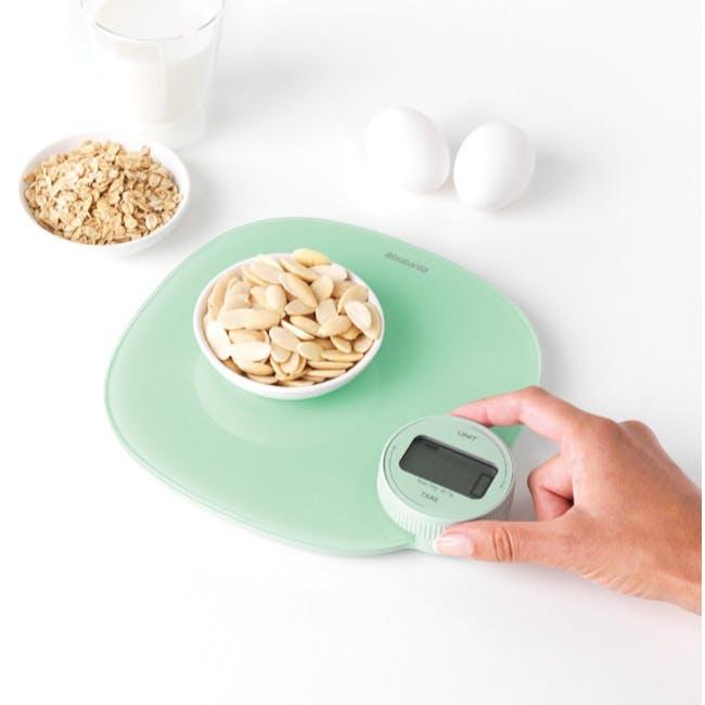 Tasty+ Kitchen Scales - Jade Green - 1