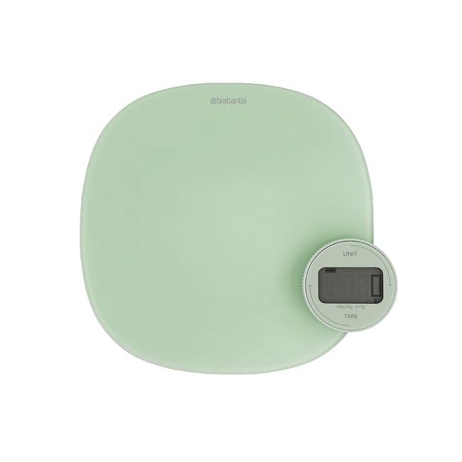 Tasty+ Kitchen Scales - Jade Green - 0