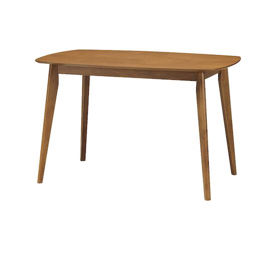 Malmo - Harold Dining Table 1.2m - Cocoa