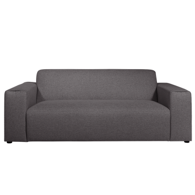 Adam 3 Seater Sofa - Granite - Image 1