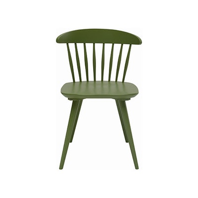 Iria Dining Chair - Green - Image 2