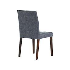 Strip Dining Chair - Black, Liquorice (Set of 2)