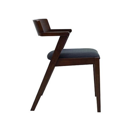 Preloved - (As-is) Imogen Dining Chair - Cocoa, Pebble - 23