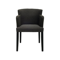 Rhoda Arm Chair - Cocoa, Citrine