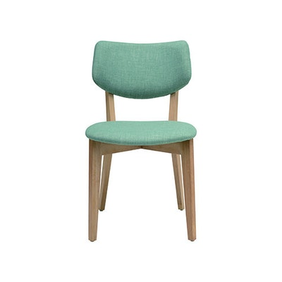Gabby Dining Chair - Cocoa, Dark Grey - Image 2