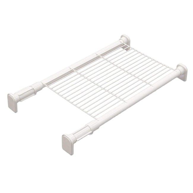 HEIAN DIY Extension Utility Shelf - 50cm to 73 cm - 0