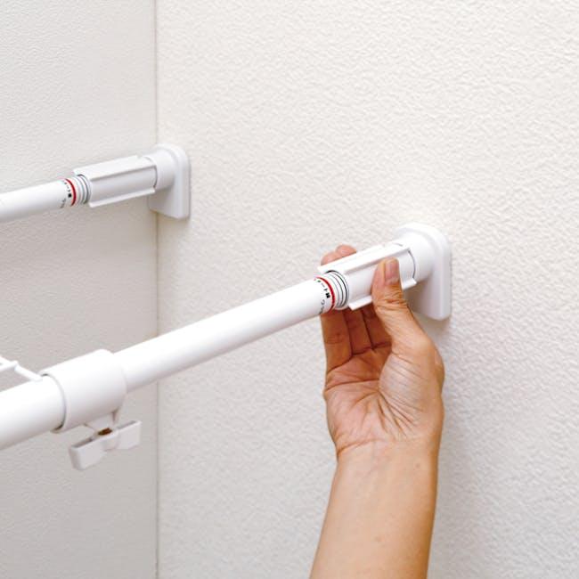 HEIAN DIY Extension Utility Shelf - 50cm to 73 cm - 2