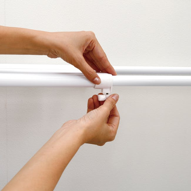 HEIAN DIY Extension Utility Shelf - 50cm to 73 cm - 3