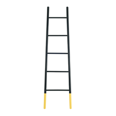 Mycroft Ladder Hanger - Black