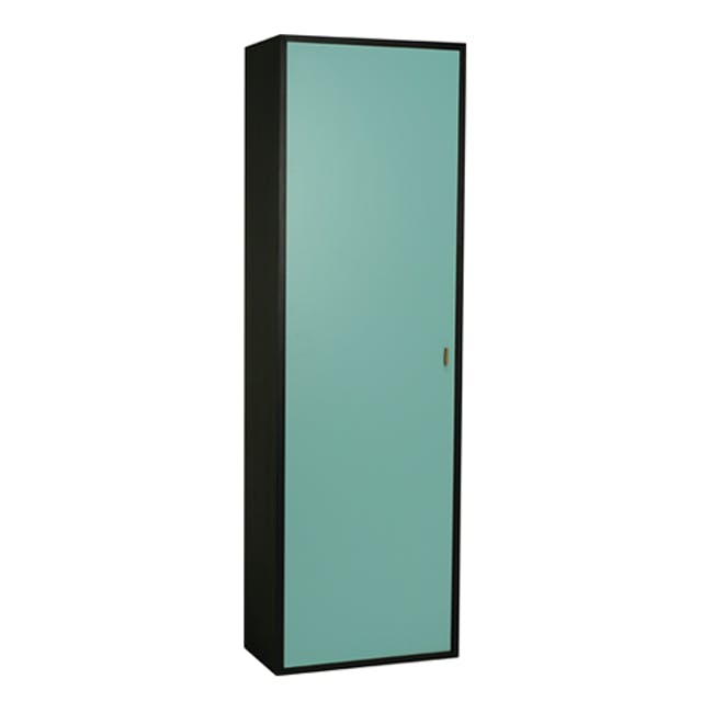 Taber Shoe Cabinet - Light Green - 2