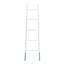 Mycroft Ladder Hanger - White
