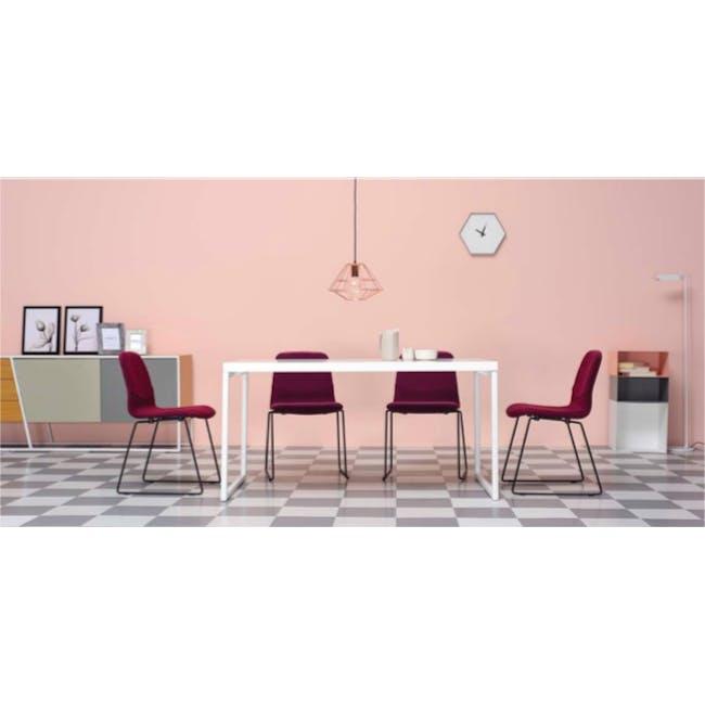 Cluster Floor Lamp - White - 1