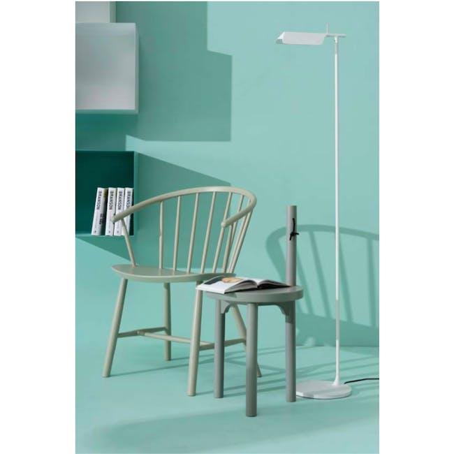 Cluster Floor Lamp - White - 3