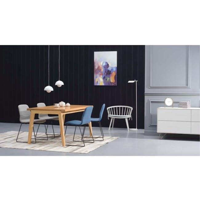 Cluster Floor Lamp - White - 5