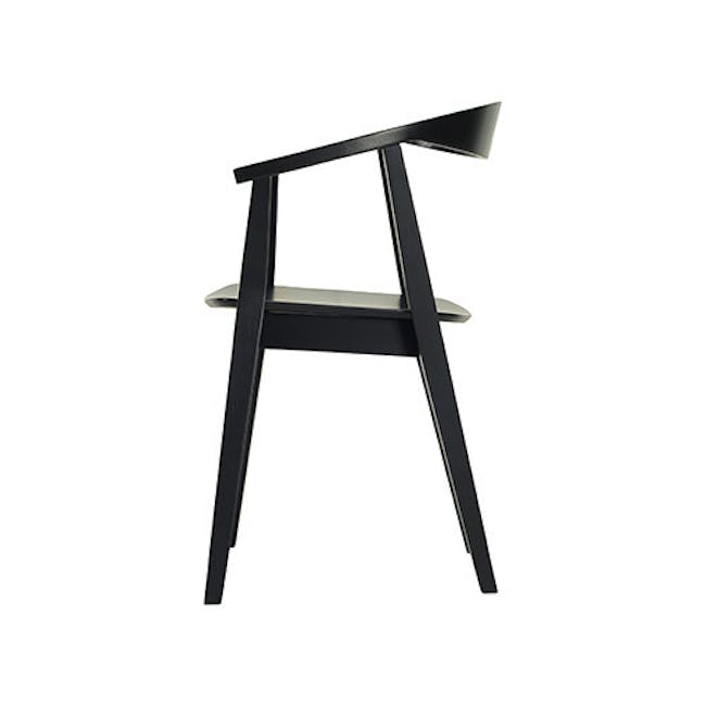 (As-is) Greta Chair - Cocoa - 4 - 13