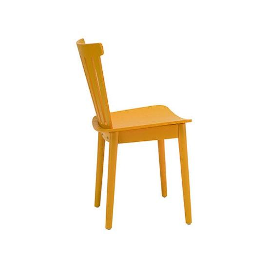 Preloved - (As-is) Minya Chair - Taupe Grey - 1
