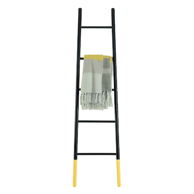 Mycroft Ladder Hanger - Black - Image 2