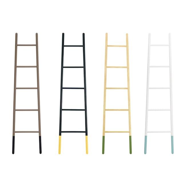 Mycroft Ladder Hanger - Black - 2